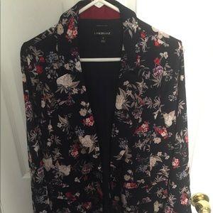 Floral Lane Bryant blazer- NWOT